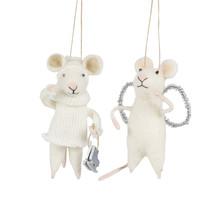Mice set of 2