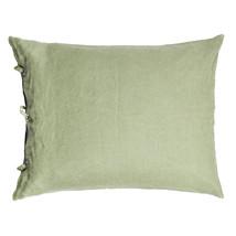 Kuddfodral lin 50x60 ljus olivgrön