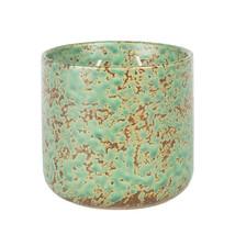 Doftljus rosemary/wht ginger turkos keramik