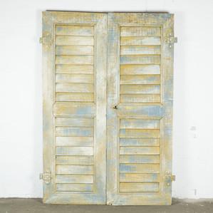 Dörr rustik