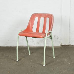 Plast stol