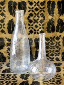 Flaska återvunnen klar