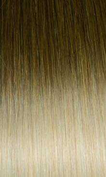 HairBooster #8/DB4 Ombre Dark Blonde / Dark Golden Blonde