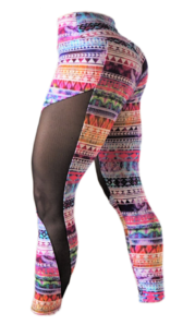 Bia Brazil Tights 5074 Naked Colours