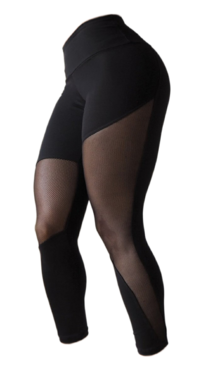 Bia Brazil Tights 5074 Naked Black
