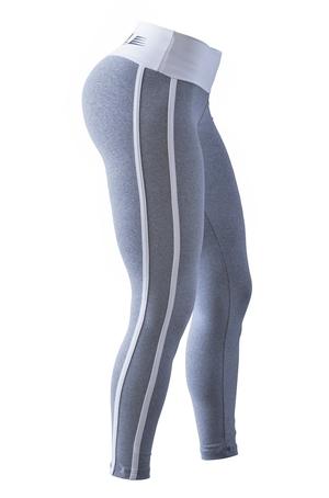 Bia Brazil Leggings 2462 Curves Light Grey