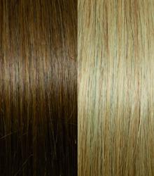 HairBooster #12/DB3 Golden Blond With Dark Blond Stripes