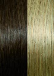HairBooster #18/24 Ash Blond With Dark Blond Stripes