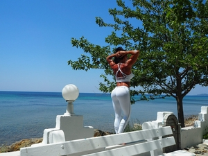 Bia Brazil Leggings 5034 Elegance White