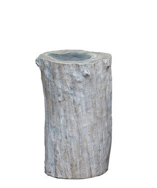 COLORADO LOG Sidetable/Stool