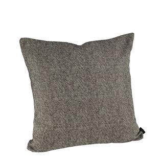 WEST W-STRIPE BLACK Cushioncover