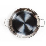 Paellapanna i rostfritt stål - 38cm / 8 portioner