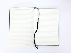 Notebook I Swear On My Chanel