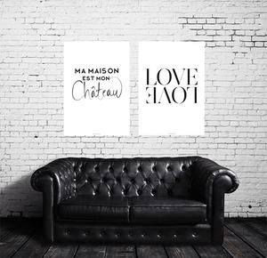 Ma maison est mon château + Double The Love