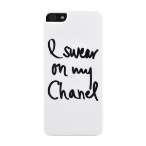 I Swear On My Chanel iPhone 5/5s