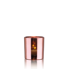 HURRICANE LAMP SMALL ROSÉ