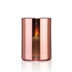HURRICANE LAMP LARGE ROSÉ