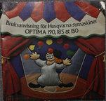 Husqvarna Optima 190, 185 & 150