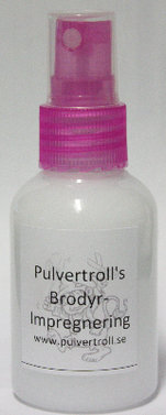 Pulvertroll's Brodyr Impregnering