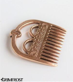 Wikinger-Kamm, Bronze