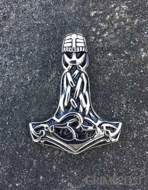 Helm Thor's Hammer, Roestvrij Staal