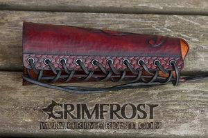 Premium Warrior Bracer, Nidhoggr