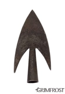 Broadhead, Hand-forged