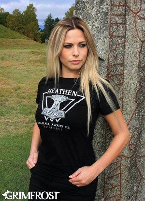 Girlie-Shirt, Heathen