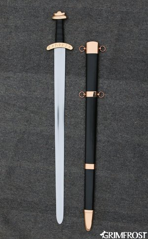Grimfrost's Rauthklo Sword