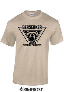 T-shirt, Berserker, Desert Sand