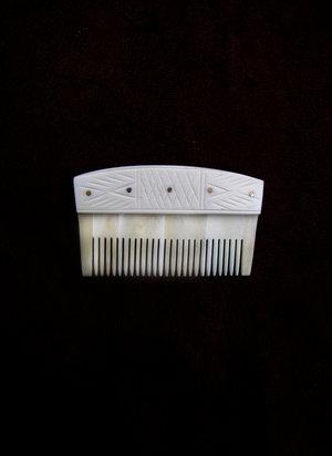 Viking Comb, Bone