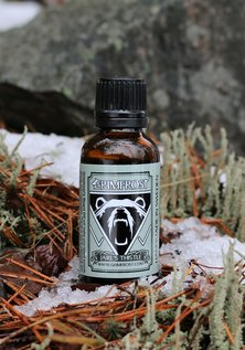 Grimfrost Beard Oil, Jarl's Thistle