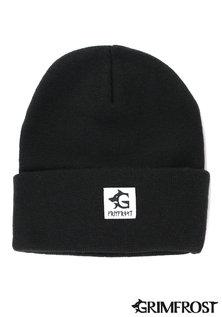 Grimfrost Watch Hat, Black