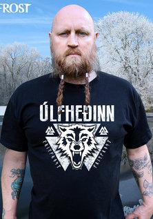 T-shirt, Ulfhedinn, Black