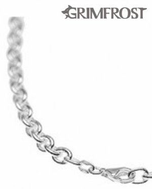 Viking Silver Chain