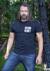 T-shirt, Viking Heart, Navy Blue