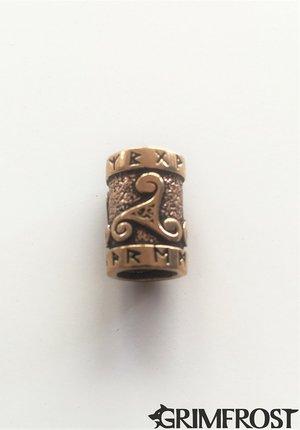 Triskele Baard Parel, Bronzen