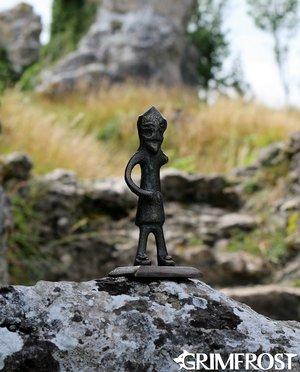 God Figurine, Odin