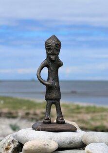 Deus Figurine, Odin