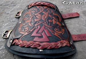 Premium Warrior Bracer, Valknut