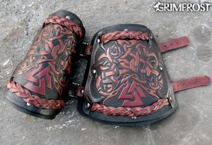 Premium Krijger Bracer, Valknut
