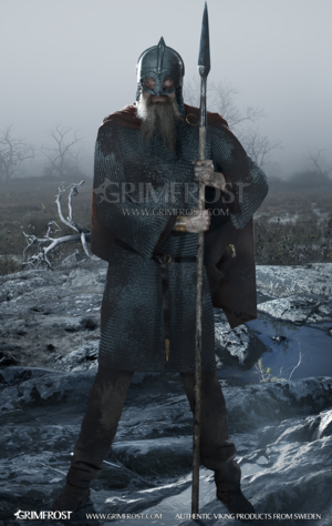Poster Art: Viking Chieftain
