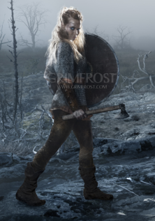 Poster Art: Viking Shieldmaiden
