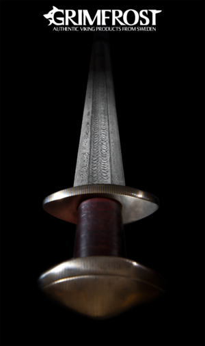 Skjome, the Pattern-Welded Sword