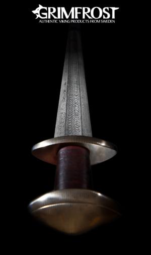 Skjome, Muster Klinge Schwert