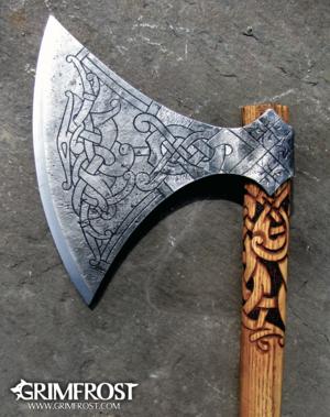 Genja the Berserker's Axe, Linnormr Edition