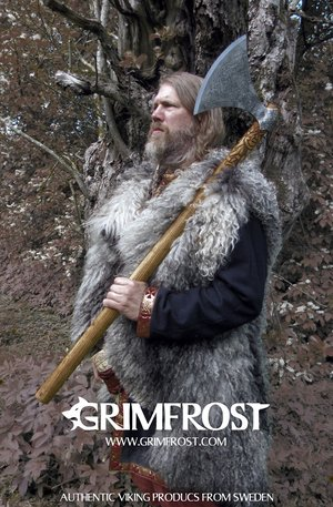Genja Hacha de Berserker, Linnormr Edition