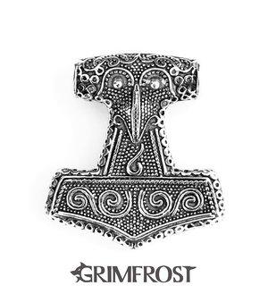 Skane Thor's Hammer, Silver