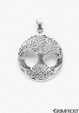 Yggdrasil Amulet, Silver