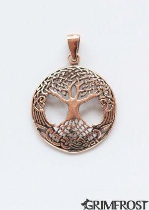 Yggdrasil Amulet, Bronze